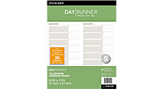 Telephone-Address Planner Pages (018-230) (Item # 018-230)