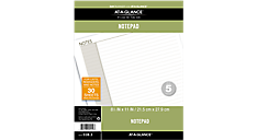 Lined Note Pad (038-3) (Item # 038-3)