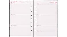 2016 Weekly Planner Refills (061-285Y_16) (Item # 061-285Y_16)