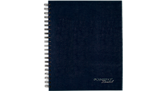 Cambridge Limited Hardbound Business Notebook with Pocket (06136) (Item # 06136)