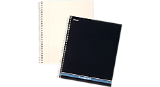 Cambridge Ivory Wirebound Notebook (06196) (Item # 06196)
