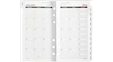 2016 Monthly Planner Refills (063-685Y_16) (Item # 063-685Y_16)