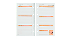 2016 Inspired! Weekly Planner Refills (063-985_16) (Item # 063-985_16)