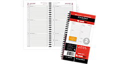 2017 Weekly Planner Refill - Size 2 (064-287_17) (Item # 064-287_17)