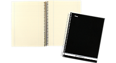 Cambridge Poly Wire Bound Notebook (06704) (Item # 06704)