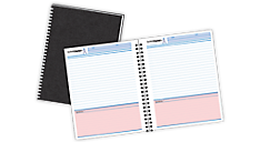 Cambridge Limited  QuickNotes Breast Cancer Awareness Business Notebook (06969) (Item # 06969)