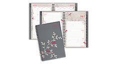 2015 - 2016 Pop Robin Academic Weekly/Monthly Planner - Medium (101-200A_16) (Item # 101-200A_16)