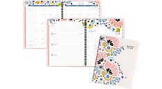 Claire Academic Weekly-Monthly Planner, Large (1014-905A) (Item # 1014-905A)