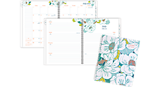 Mia Academic Weekly-Monthly Planner, Large (1018-905A) (Item # 1018-905A)