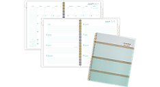 Ombre Academic Weekly-Monthly Planner, Large (1026-905A) (Item # 1026-905A)