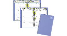 2016 - 2017 Tina's Garden Academic Weekly/Monthly Planner - Medium (104-200A_17) (Item # 104-200A_17)