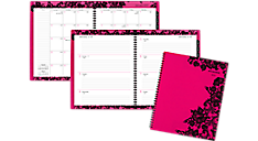 2017 Madonna Lace Professional Weekly-Monthly Planner (130-905_17) (Item # 130-905_17)