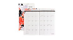 2015 - 2017 Audrey 2 Year Academic Pocket Planner (134-021A_16) (Item # 134-021A_16)