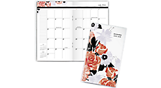 2016 - 2018 Audrey 2 Year Academic Pocket Planner (134-021A_17) (Item # 134-021A_17)