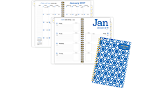 2017 Geos Weekly-Monthly Planner (135-200_17) (Item # 135-200_17)