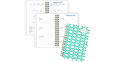 2017 Geos Weekly-Monthly Pocket Planner (135T-300_17) (Item # 135T-300_17)