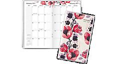2017-2018 Melanie 2 Year Monthly Pocket Planner (144-021_17) (Item # 144-021_17)
