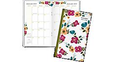 2017-2018 Paper Posie 2 Year Monthly Pocket Planner (145-021_17) (Item # 145-021_17)