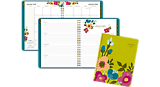 2016 Paper Posie Professional Weekly/Monthly Planner (145-905_16) (Item # 145-905_16)
