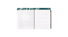 2015 - 2016 Branches and Blooms Academic Monthly Planner - Large (147-900A_16) (Item # 147-900A_16)