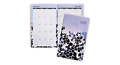 2015 - 2017 Lilac Cheetah Academic 2 Year Pocket Monthly Planner (157-021A_16) (Item # 157-021A_16)