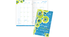 2016 - 2017 Kathy Davis 2 Year Monthly Pocket Planner (165-021_16) (Item # 165-021_16)