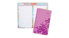 2015 - 2017 Rosalie Academic 2 Year Monthly Pocket Monthly Planner (181-021A_16) (Item # 181-021A_16)
