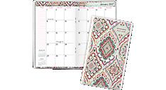 2017 - 2018 Marrakesh -Year Monthly Pocket Planner (182-021_17) (Item # 182-021_17)