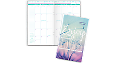 2016 - 2018 Insta-Note Academic 2 Year Monthly Pocket Planner (183-021A_17) (Item # 183-021A_17)