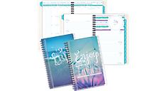 2016 - 2017 Insta-Note Customizable Academic Weekly-Monthly Planner (183-201A_17) (Item # 183-201A_17)