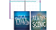 2016 - 2017 Insta-Note Academic Monthly Planner (183-900A_17) (Item # 183-900A_17)