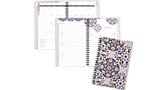 2017 Abby Customizable Weekly-Monthly Planner (184-201_17) (Item # 184-201_17)