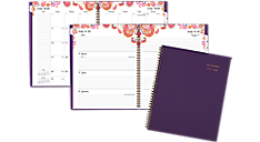 2016 - 2017 Sugar Plum Academic Weekly/Monthly Planner (186-905A_17) (Item # 186-905A_17)