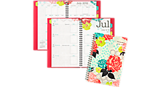 2016 - 2017 Chelsea Academic Weekly/Monthly Planner (193-200A_17) (Item # 193-200A_17)