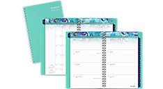 2016 - 2017 Jannelle Academic Weekly-Monthly Planner - Medium (199-200A_17) (Item # 199-200A_17)