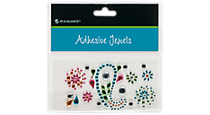Adhesive Jewels - Floral Paisley Pattern (214-02) (Item # 214-02)