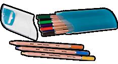 Academy 12 Watercolour Pencils Pod (2301944) (Item # 2301944)