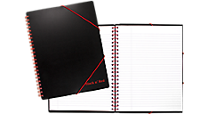 Ruled Filing Notebook (400077473) (Item # 400077473)