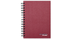 Cambridge Legal Ruled Hardbound Notebook with Pocket (45324) (Item # 45324)