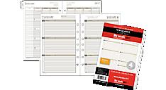 2017 Weekly Planner Refill - Size 4 (481-285Y_17) (Item # 481-285Y_17)