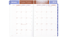 2016 Wedgewood 3-in-1 Weekly Planner Refill (481-785_16) (Item # 481-785_16)