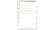 Design Your Own Planner Tab (484-06) (Item # 484-06)