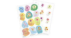 Kathy Davis Sticker Sheets (50002) (Item # 50002)