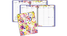 2016 Secret Garden Professional Weekly/Monthly Appointment Book (515-905_16) (Item # 515-905_16)