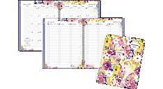 2017 Secret Garden Premium Weekly-Monthly Appointment Book (515-905_17) (Item # 515-905_17)