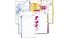 2017 Kathy Davis 2-Page-Per-Day Planner Refill, Desk Size (52112_17) (Item # 52112_17)