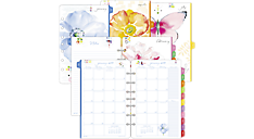 2017 Kathy Davis 2-Page-Per-Month Planner Refill, Desk Size (52132_17) (Item # 52132_17)