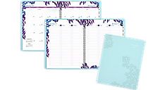 2017 Wild Washes Premium Weekly-Monthly Appointment Book (523-905_17) (Item # 523-905_17)