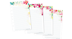 Kathy Davis Notepad Refill, Desk Size (52400) (Item # 52400)