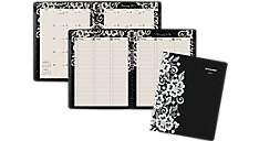 2017 Lacey Premium Weekly-Monthly Appointment Book (541-905_17) (Item # 541-905_17)